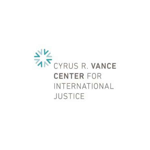 Partnership with Cyrus R. Vance Center